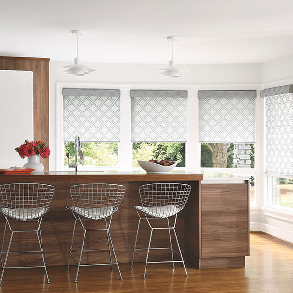 Hunter Douglas window shades and valences in Tucson, AZ