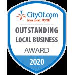 Outstanding Local Business Award Logo